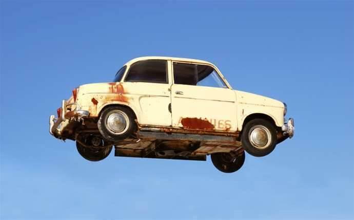 Google's Larry Page backs flying car startups