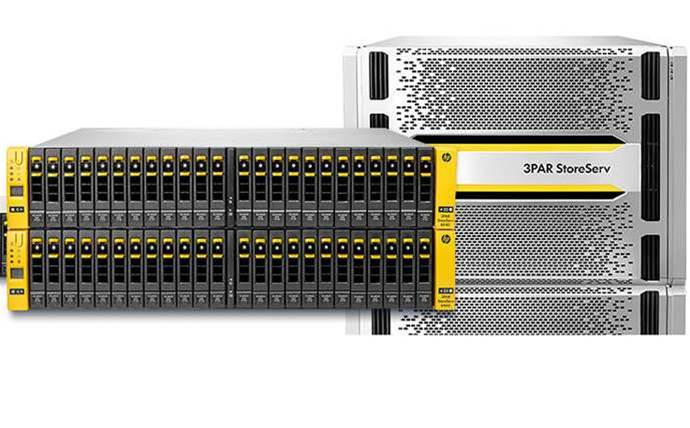 HP lifts lid on new 3PAR all-flash storage