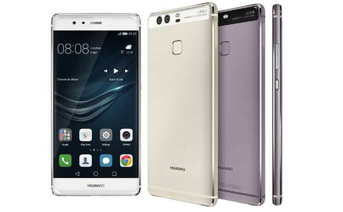Huawei reveals latest flagship smartphone