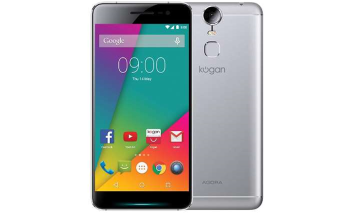 "Kogan reveals first ""high-end"" smartphone"