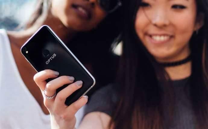 Optus sells $149 own-branded smartphone