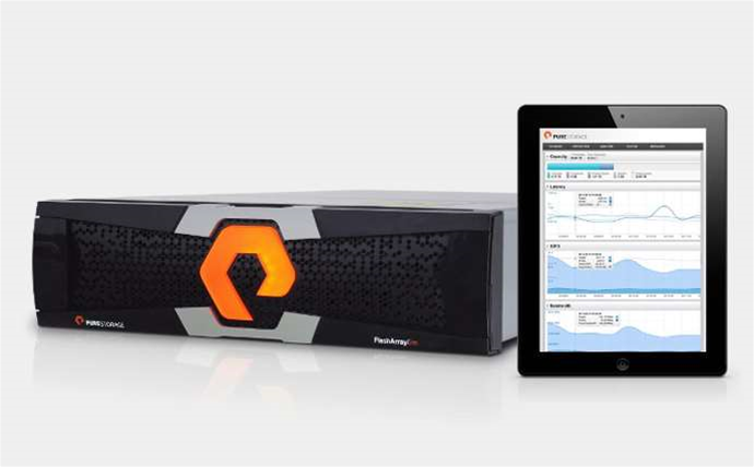 Pure Storage splits with Avnet