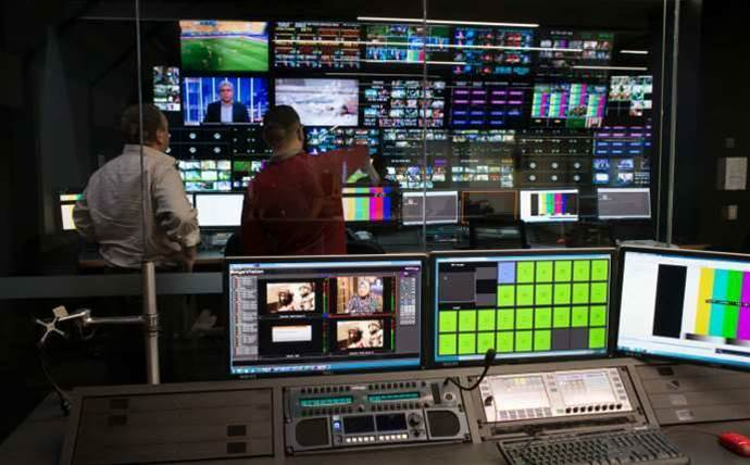 Revealed: Telstra's new Broadcast Operations Centre