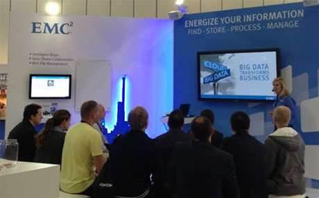 EMC appoints ex-Oracle, Symantec exec
