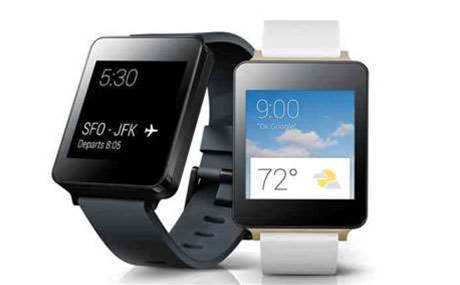 Google unveils first Android Wear smartwatches