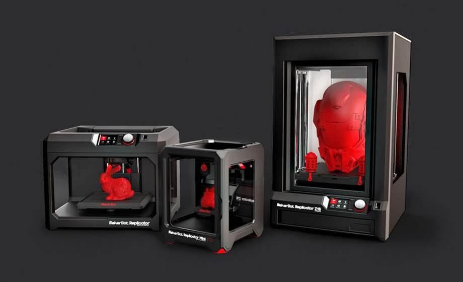Aussie distie brings in 3D print giant MakerBot