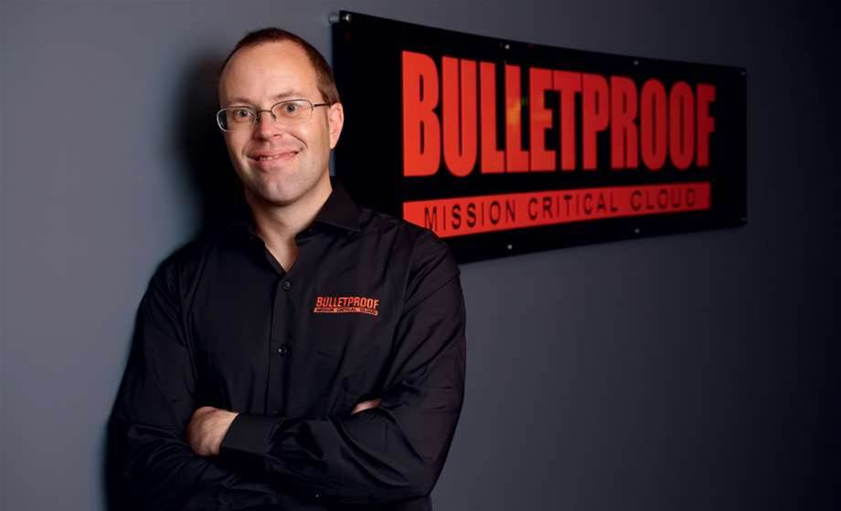 Bulletproof shares put under trading halt