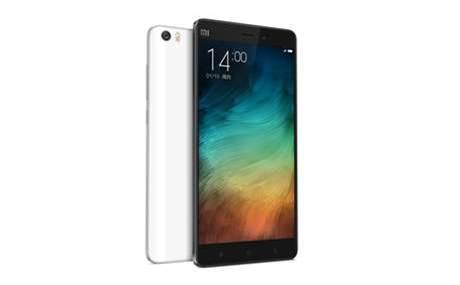 China's Xiaomi challenges iPhone 6 Plus with Mi Note
