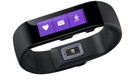 Microsoft launches $200 fitness wearable