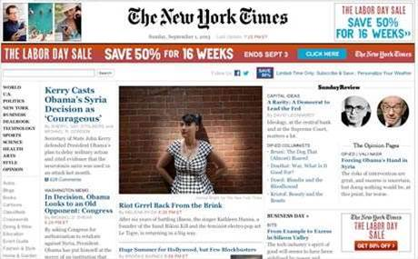 Phishing email behind NY Times hack