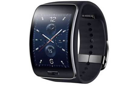 Samsung's Gear S smartwatch can make calls