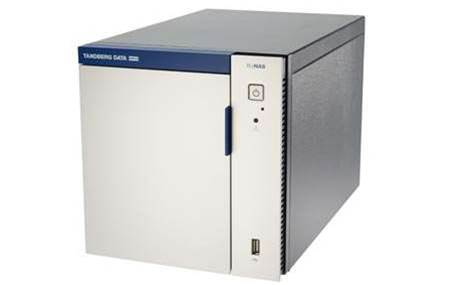 CRN Tech: Tandberg Data BizNAS D400