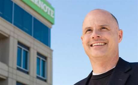 Evernote finds new allies in Aussie business push
