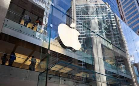 Apple reaps massive US$7.7 billion profit
