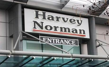 Aussie sales up at Harvey Norman