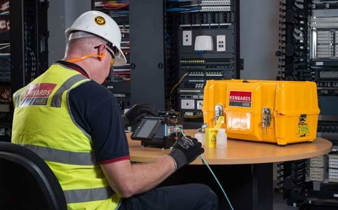 Kennards offers Australians world's fastest fibre optic cable fusion splicer