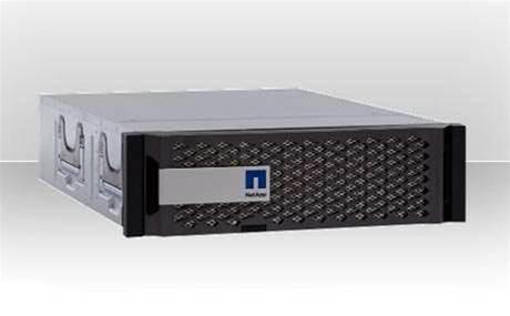 NetApp unveils new enterprise storage