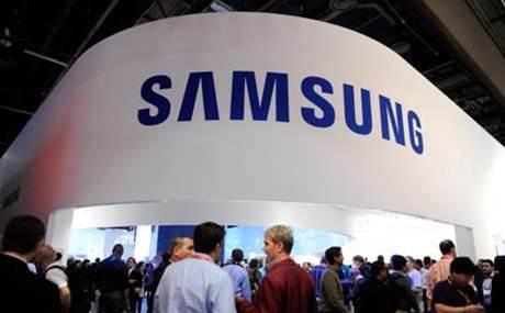Samsung profits slide