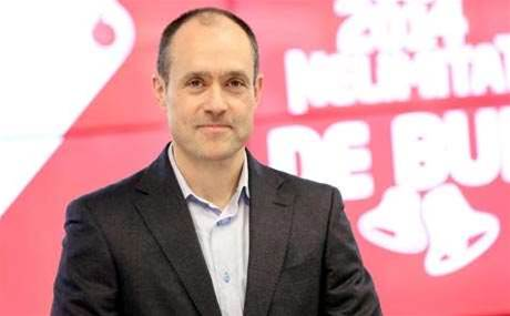 Vodafone's new Aussie CEO steps in from Romania