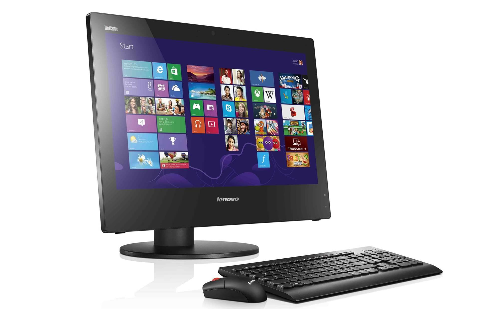 Lenovo ThinkCentre  E93z All-In-One