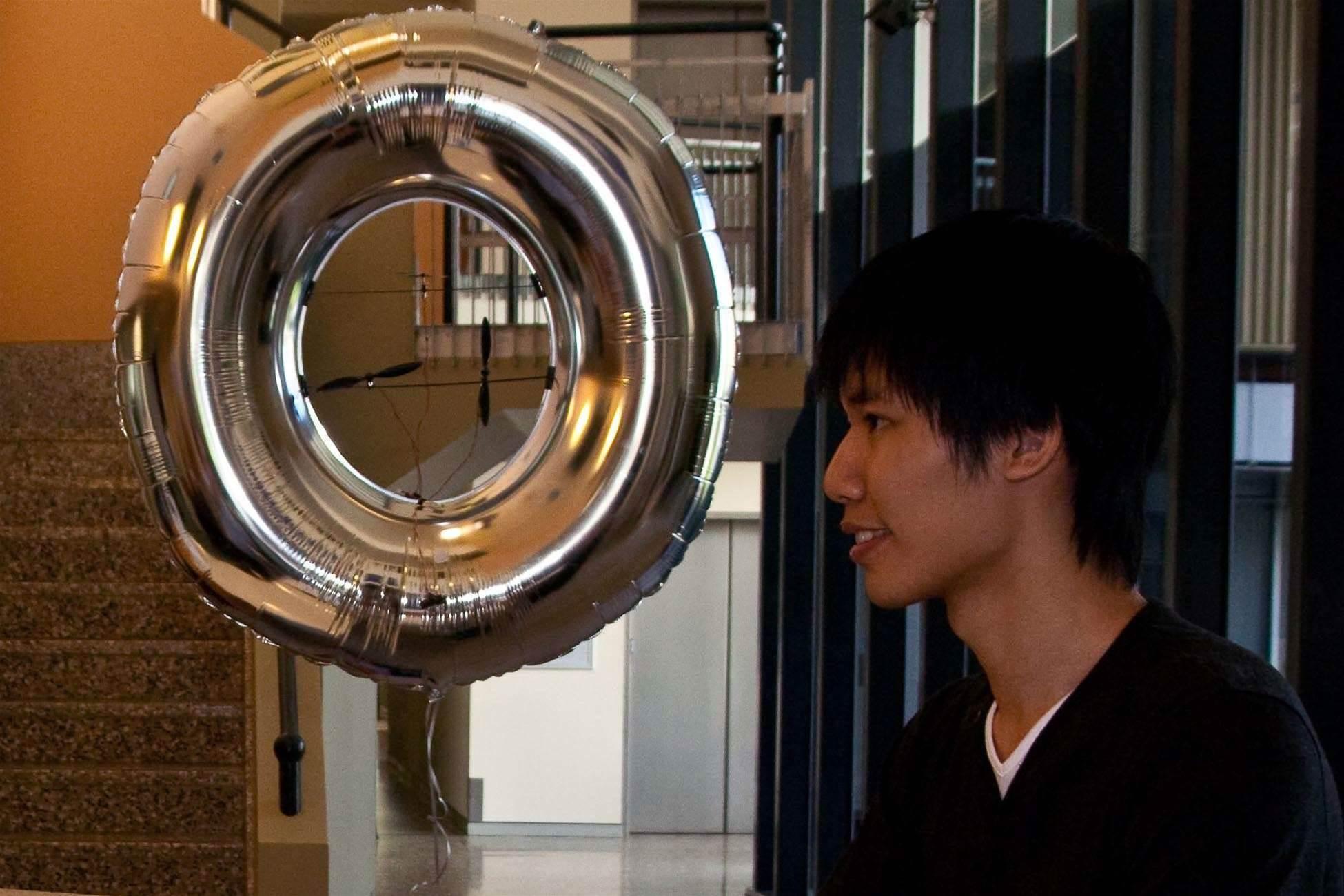 CSIRO builds robotic 'receptionist'