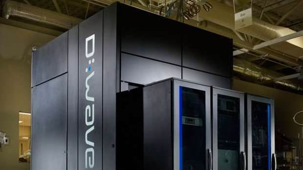 Google and NASA are exploring quantum computing with the D-Wave 2X