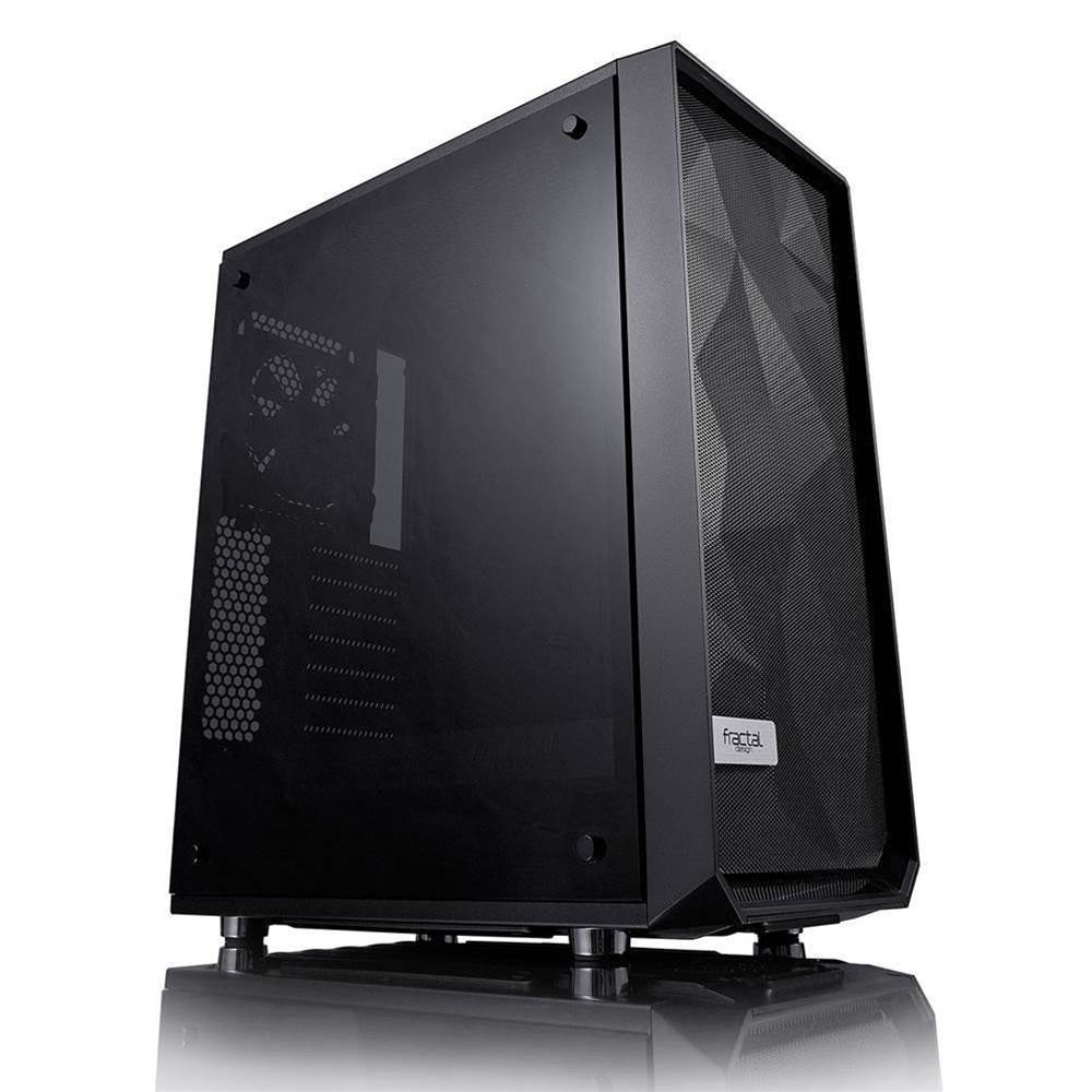 Fractal Design's new Meshify C case is designed for airflow