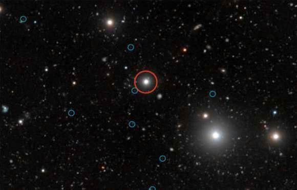 Astronomers Eye Dark Galaxies For the First Time