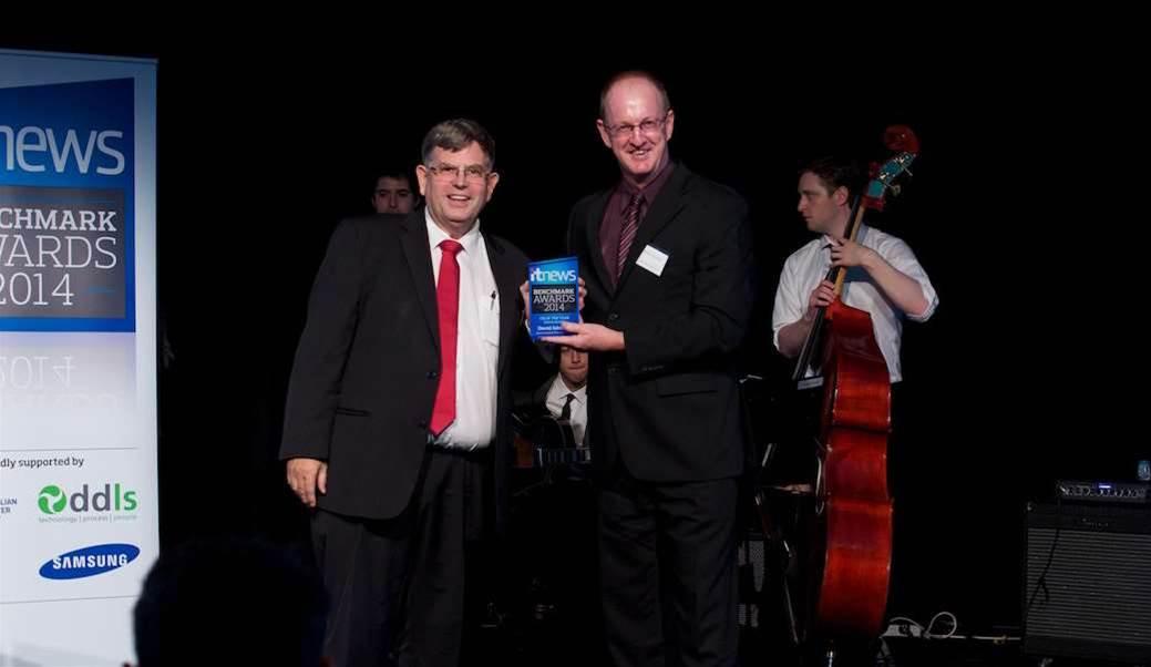 QPS' David Johnson wins Government CIO of the year