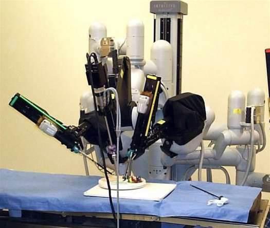 Da Vinci Surgery Robot's Deft Maneuvers Could Help Fix Ailing Satellites