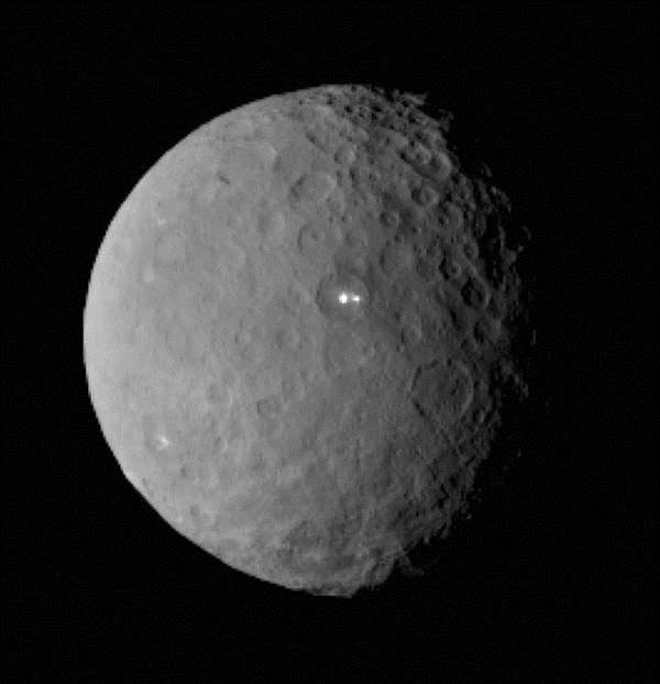 Second Bright Spot Is Further Evidence That Ceres Is A Death Star