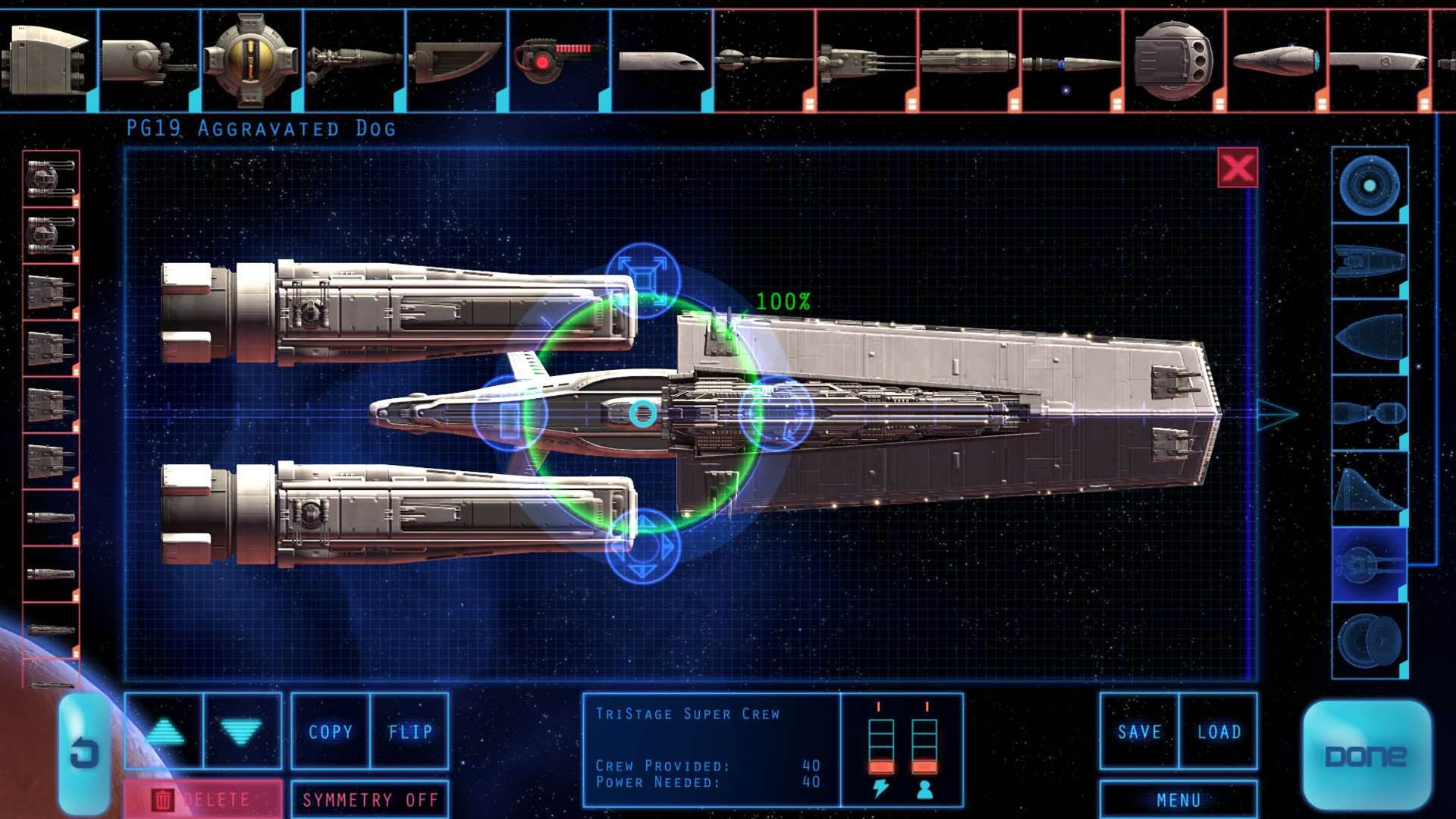 Demo for Australian game Defect: Spaceship Destruction Kit out now