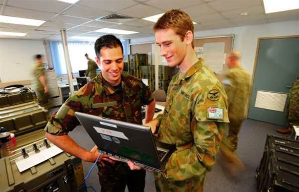 Hackers swipe military personnel details