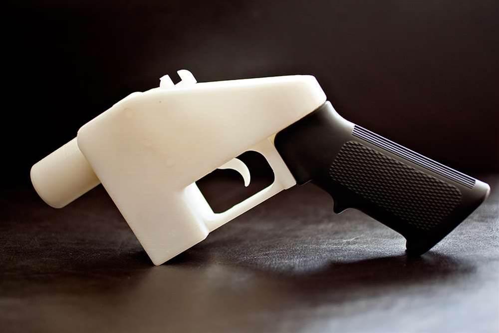 Proposed Law Blocks Export Of America's Least Threatening Gun