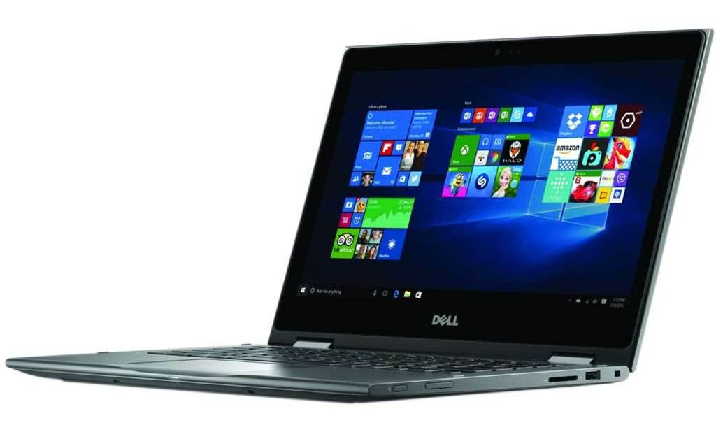Review: Dell Inspiron 13 5000 2-in-1 delivers quality over battery