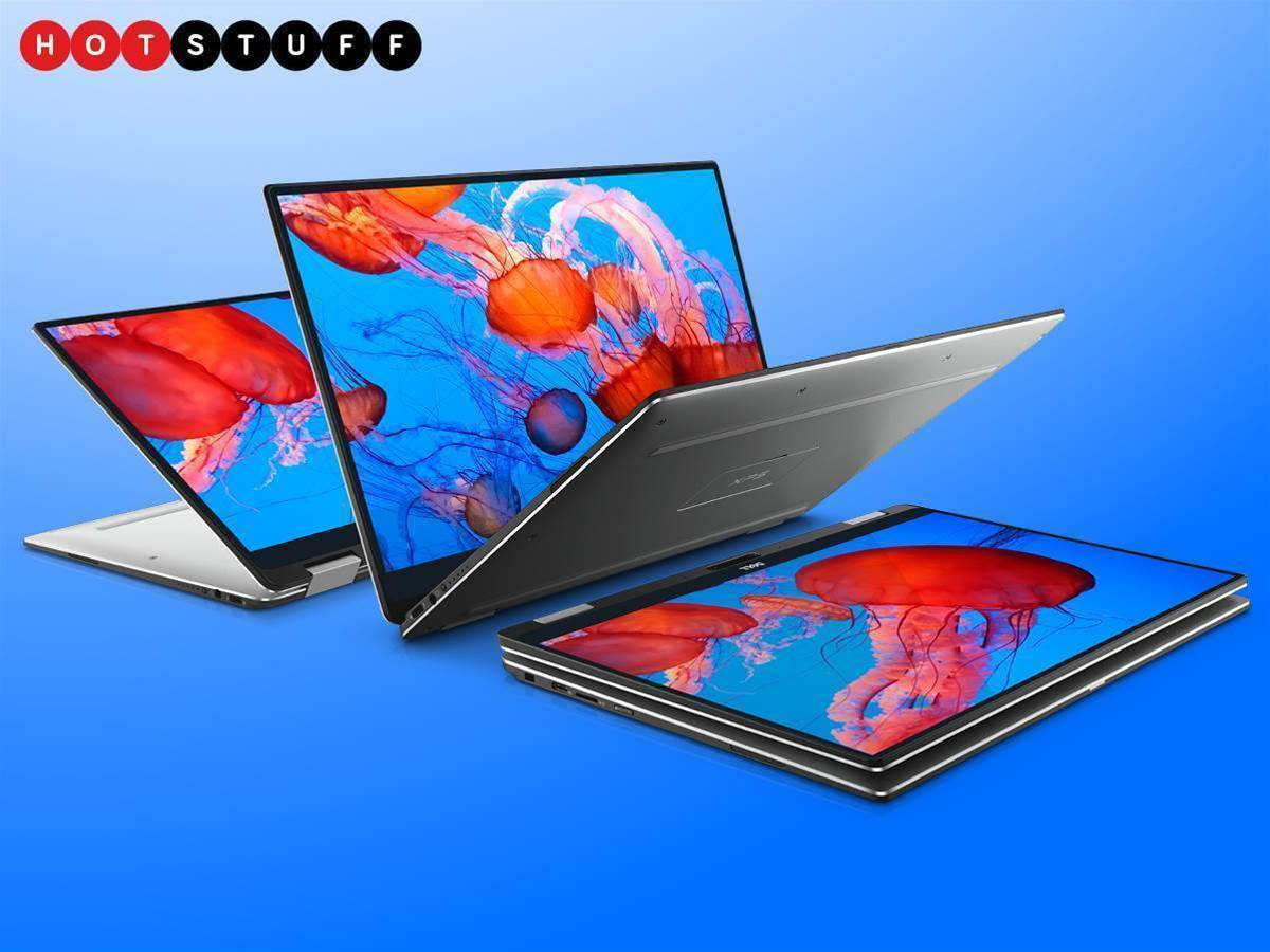 Dell's new XPS 13 is a flipping great hybrid