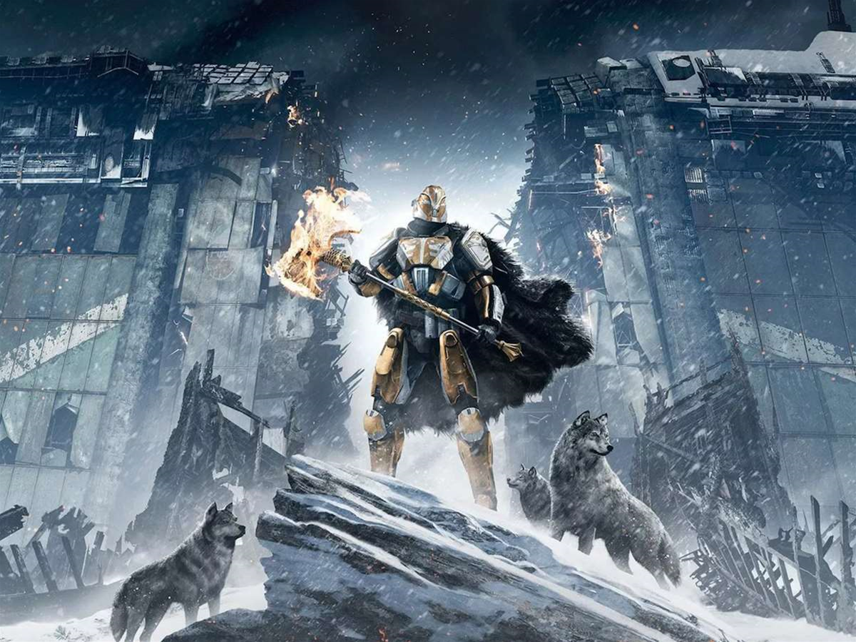 Rise of Iron is the (leaked) expansion that will get you back into Destiny