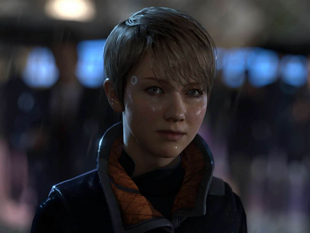 Detroit: Become Human for PS4 explores emotional androids