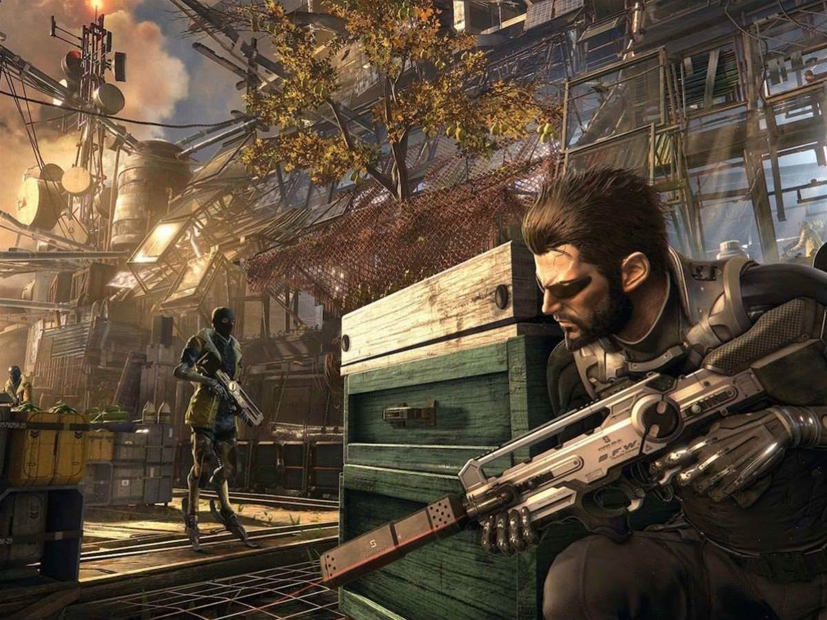 Deus Ex: Mankind Divided coming Xbox One, PS4, and PC
