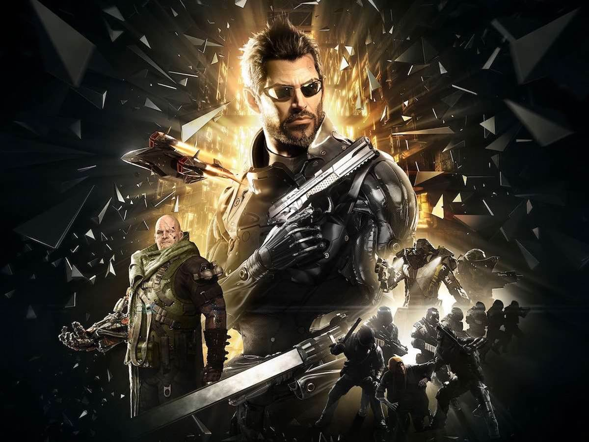 You'll feel even more like a cybernetic badass in Deus Ex: Mankind Divided