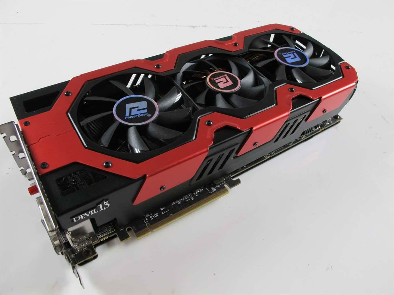 Powercolor HD 7990 Devil 13 review