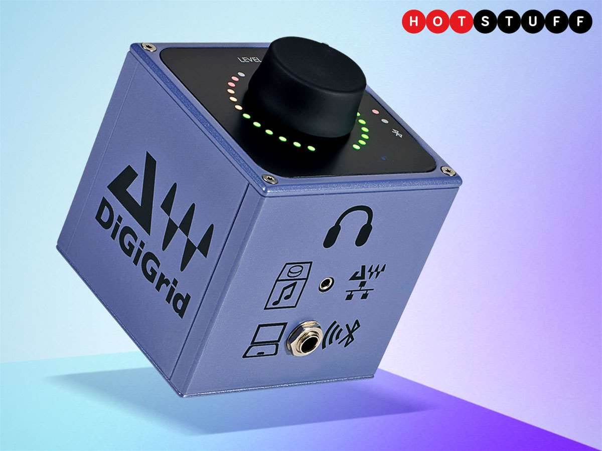 DiGiGrid Q amp pushes your headphones to new heights