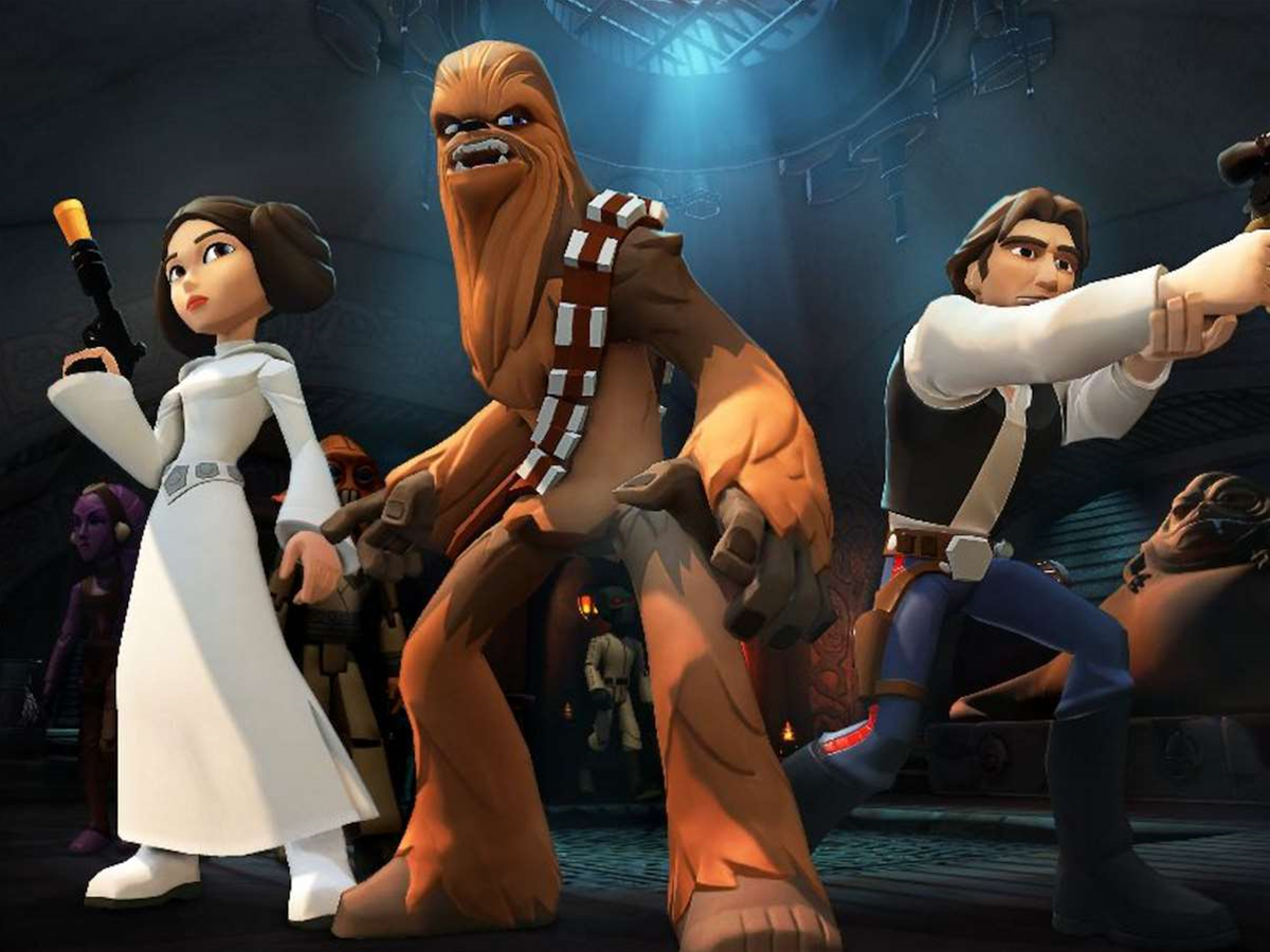 Not infinite after all: Disney Infinity toys-to-life franchise to end