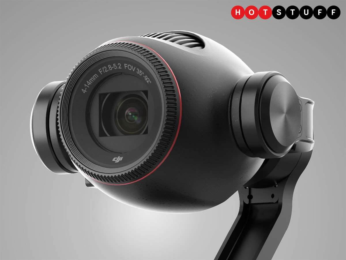 DJI's Osmo+ camera brings you closer to the action with 7x zoom