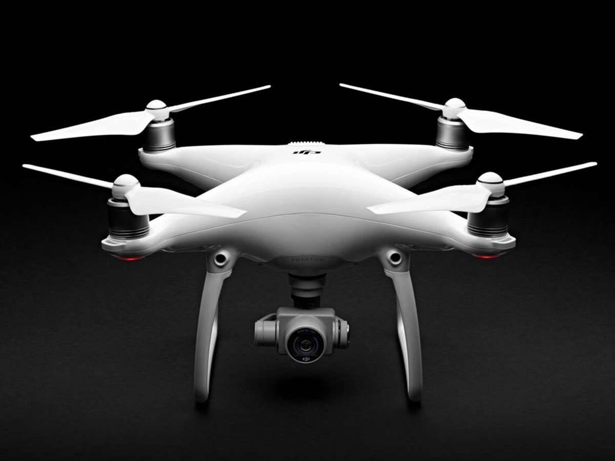 DJI's Phantom 4 is a seriously clever drone