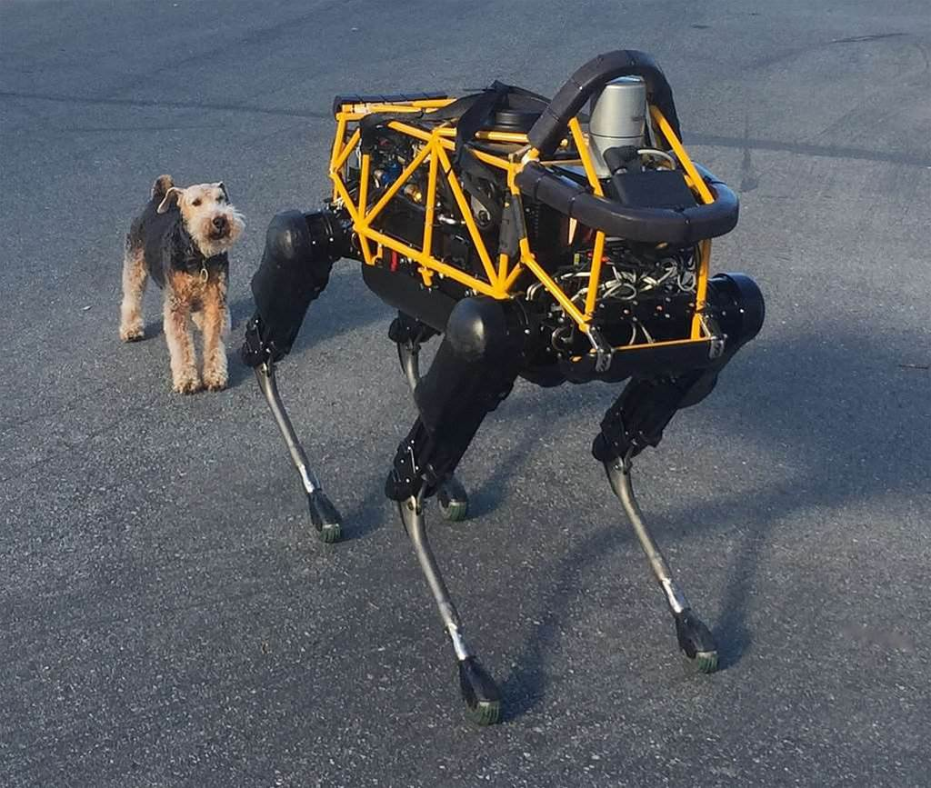 Google Will Sell Boston Dynamics, Makers of Robotic Creatures