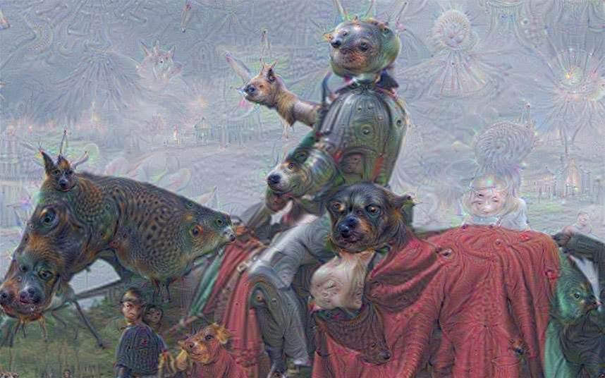 Now you too can make your own Deep Dream portrait
