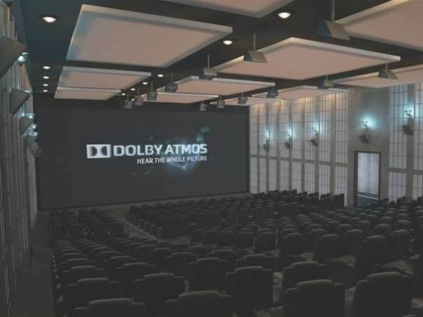 Dolby bringing its Atmos cinema sound system into the home