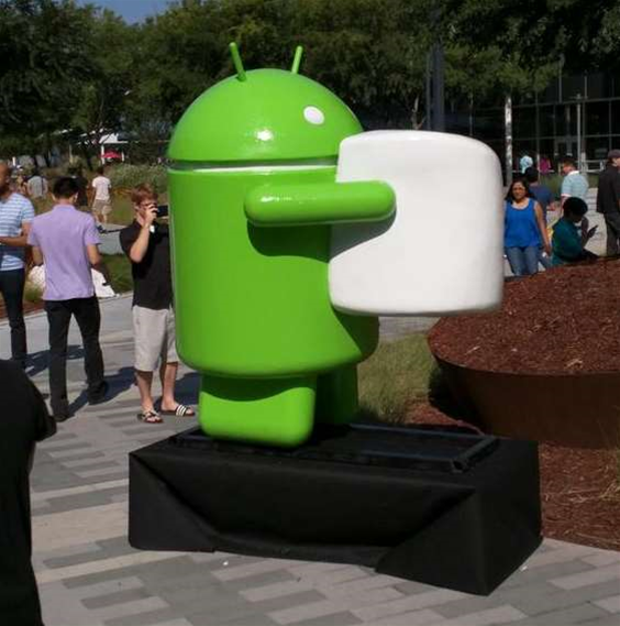 Google's next Android OS is Marshmallow