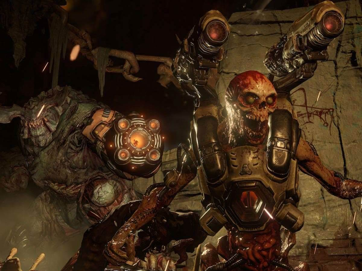 A limited online multiplayer test of the new Doom is coming this weekend